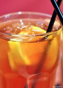 Ponche de whisky y limón