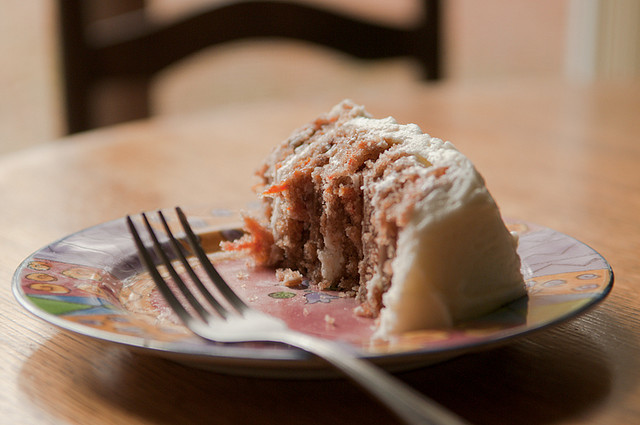 Carrot Cake de Pen Waggener